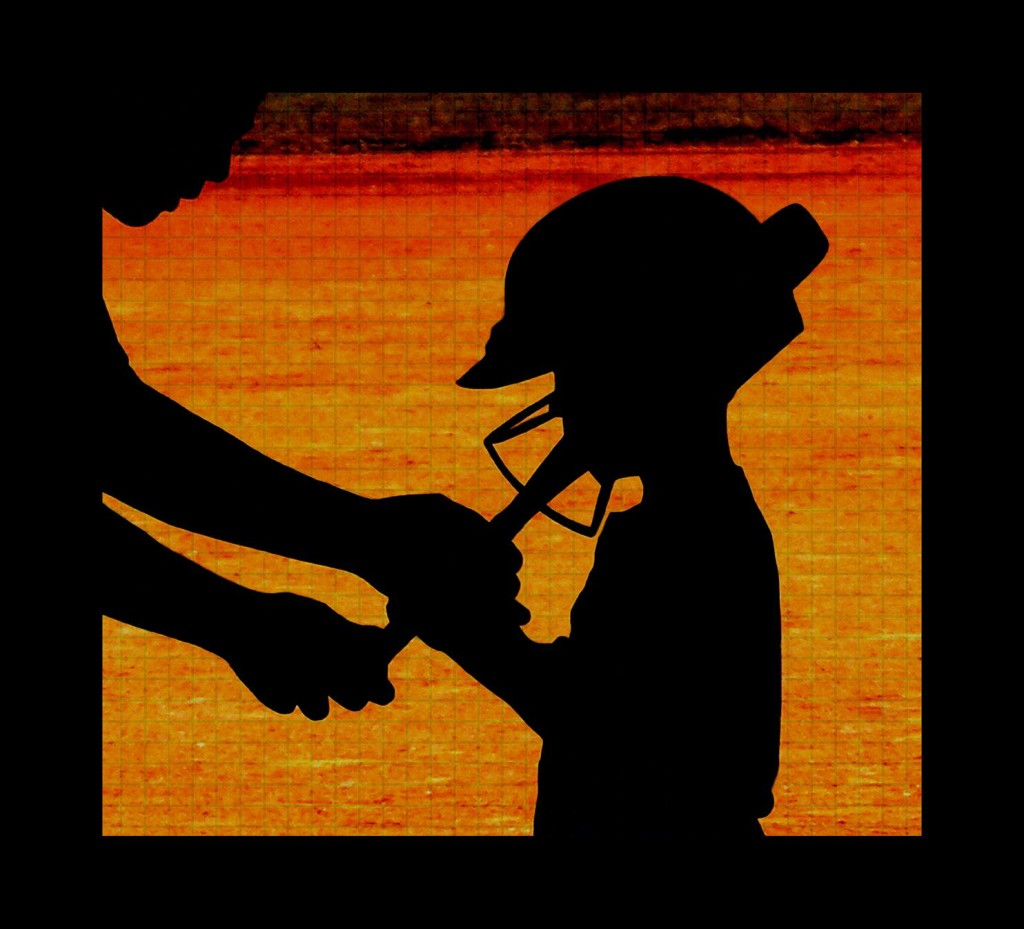YBC mentoring silhouette